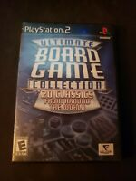 ULTIMATE BOARD GAME COLLECTION PS2  Complete