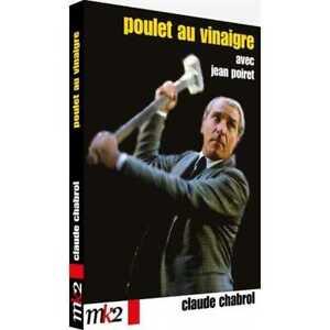 Poulet au vinaigre DVD NEUF