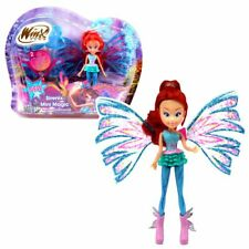 Bloom | Sirenix Mini Magic Doll | Winx Club | Fairy with Transformation | 12 cm