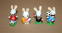 Rayman Raving Rabbids Mini Figure Figures Ubisoft Wii Xbox 360 Nintendo DS PS2