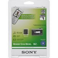Memory Card M2 1GB New + Adapter Original