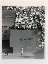 Willie Mays Signed San Francisco Giants 8x10 Photo Willie Mays Hologram