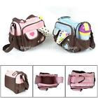 Pink/Blue Carter's Mummy bag Baby Diaper Changing Nappy Bags Mother Shoulder Bag