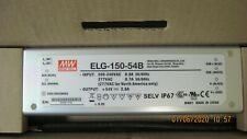 ELG-150-54B, MEANWELL, Power Supply;AC-DC;150W,42V/ 3.57A Single Output with PFC