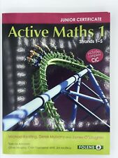 Active Maths 1 Strands 1-5 Folens • Ireland Form 1