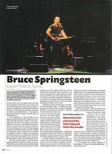 BRUCE SPRINGSTEEN Sydney Australia concert review 1997 UK ARTICLE / clipping