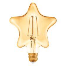 Osram LED VINTAGE 1906 LED STAR GOLD E27 Filament 4.5W 2500K 470 Lumen