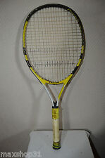 RAQUETTE TENNIS BABOLAT NADAL  JUNIOR 145 RACKET/RAQUETA + HOUSSE HEAD