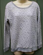 MISS SELFRIDGE grey jumper size 10