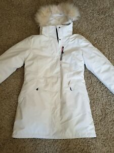 Gerry Women's 3 in 1 Systems Jacket WHITE / Blue/INNERSize MEDIUM SEE PICS