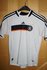 adidas DFB Kinder Trikot Jersey weiss 2007 Gr.152 Deutschland Nationalmannschaft