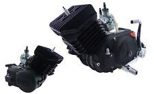 Motor LT 85 ccm 5-Gang schwarz gepulvert Simson S51 KR51/2 Wrinklelack Amal