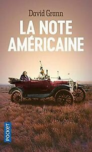 La Note américaine de GRANN, David | Livre | état bon