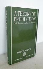 Scazzieri,A THEORY OF PRODUCTION,'93 Clarendon Oxford[economia,teoria,produzione