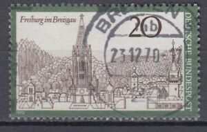 BRD 1970 Mi. Nr. 654 Gestempelt LUXUS!!!