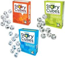 Rory's Story Cube Complete Original Actions Voyages Gamewright GWI 318 319 320