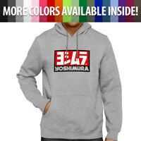 Yoshimura Hideo Pops Motorcycle USA Racing Pullover Hoodie Jacket Hooded Sweater