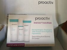 New Proactiv 3 Step Acne System- New in The Box- Exp. 04/2019
