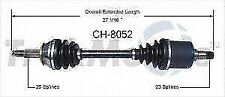 New CV Drive Axle Shaft Fits Chrysler, Dodge for 83-86 Labaron