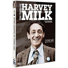 THE TIMES OF HARVEY MILK - ROB EPSTEIN - DVD - NEUF NEW NEU