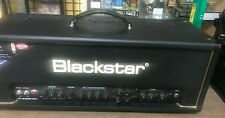 Blackstar Ht Stage 100 Tube 100w Guitar Amp Head W Case - Tested