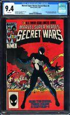 Marvel Super Heroes Secret Wars #8 CGC 9.4 Origin of the alien symbiote!L@@K!