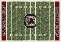 South Carolina Gamecocks Milliken NCAA Home Field Indoor Area Rug