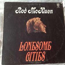 Rod McKuen - Lonesome Cities - WS 1758 Stereo Vinyl LP