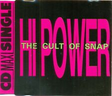 HI-POWER - The cult of Snap 4TR CDM 1990 / EURODANCE / HOUSE / Rams Horn Records