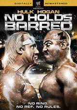 No Holds Barred, Good DVD, Hulk Hogan, Joan Severance, Tommy 'Tiny' Lister, Thom