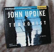 Set 9 CDs - Terrorist by John Updike (2006, Unabridged)