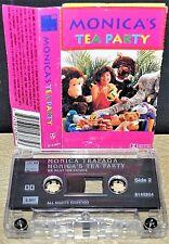 MONICA TRAPAGA     - MONICA'S TEA PARTY -                         Cassette Tape