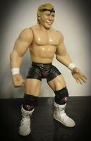 VTG 1998 BAD ASS BILLY GUNN Jakks Pacific WWE Action Figure Hall of Famer