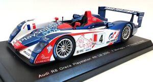 Spark 1/18 Scale S1803 - 2005 Audi R8 #4 4th Le Mans Montagny/Gounon/Ortelli
