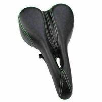 Bike Bicycle Pro Road Saddle MTB Sport Hollow Saddle Seat Black soft Comfort