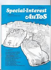 Hemmings SPECIAL INTEREST AUTO -SIA  VOL 2, #4 The Sixth issue