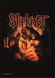 Slipknot 4F large fabric poster / flag 1100mm x 700mm (hr)