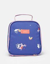 Joules 208602 Borsa pranzo-Blu Unicorno NUVOLE in taglia unica