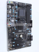 MSI 970A-G43 PLUS Socket AM3/AM3 AMD 970 USB 3.1 6Gb/s DDR3 Motherboard