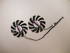 75mm Dual-X Fan für Sapphire HD7790 7850 PowerColor HD7870 Grafikkarte FD7010H12S