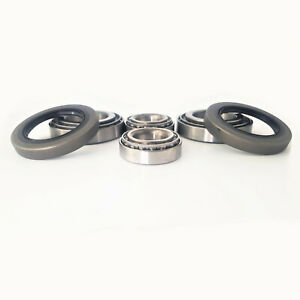 2x 3 Tonne Caravan and Trailer Bearing Kits LM29749/LM29710 and HR30210