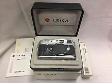 Leica M6 TTL 0.72 35mm Rangefinder Film Camera Body Only