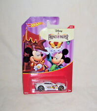 2018 HOT WHEELS Disney Prince And The Pauper Torque Twister 6/8 GDG89