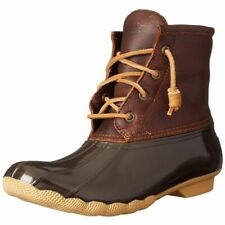 Sperry Women's Top-Sider Saltwater Duck Boot 5US