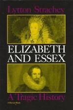 Elizabeth and Essex: A Tragic History, Strachey, Lytton, 0156283107, Book, Accep