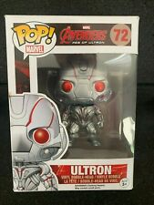 Ultron Funko Pop Marvel # 72 Avengers Age of Ultron vaulted