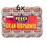 72x 80g Rio Mare Tonno olio di oliva 6x Mega pack (12x80g) Thunfisch in Olivenöl