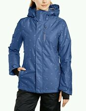 O'Neill - Womens Sunrise Blue Underground Snow Jacket. Medium. BNWT