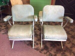 Pair Warren McArthur, Mayfair Industries Lounge Chair- MCM- for Referb