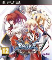 BlazBlue Chrono Phantasma Extend PS3 Game